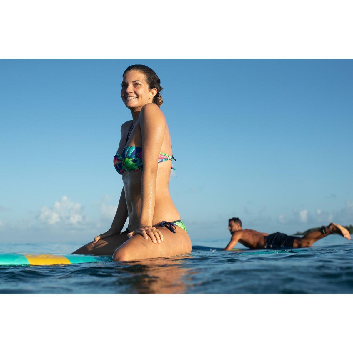Bild 4 von Bikini-Oberteil Bandeau Bora angenähte Formschalen Damen