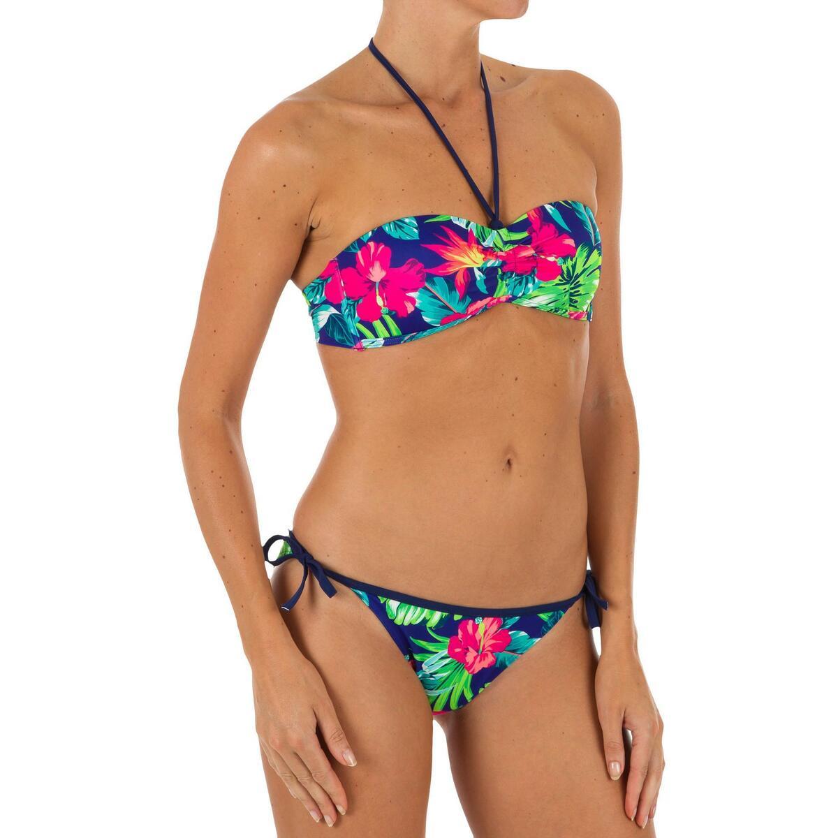 Bild 5 von Bikini-Oberteil Bandeau Bora angenähte Formschalen Damen