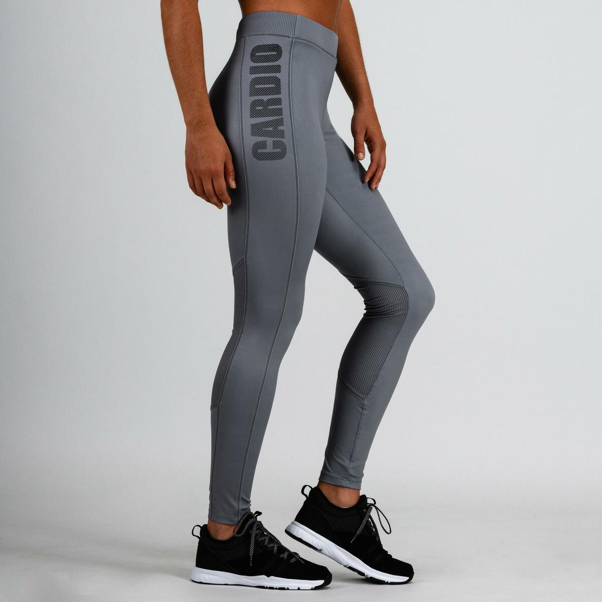 Bild 2 von Leggings FTI 120 Fitness Cardio Damen grau