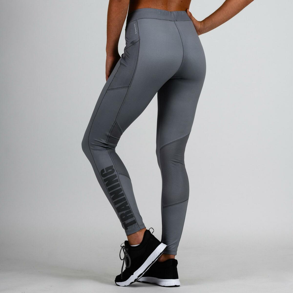 Bild 3 von Leggings FTI 120 Fitness Cardio Damen grau
