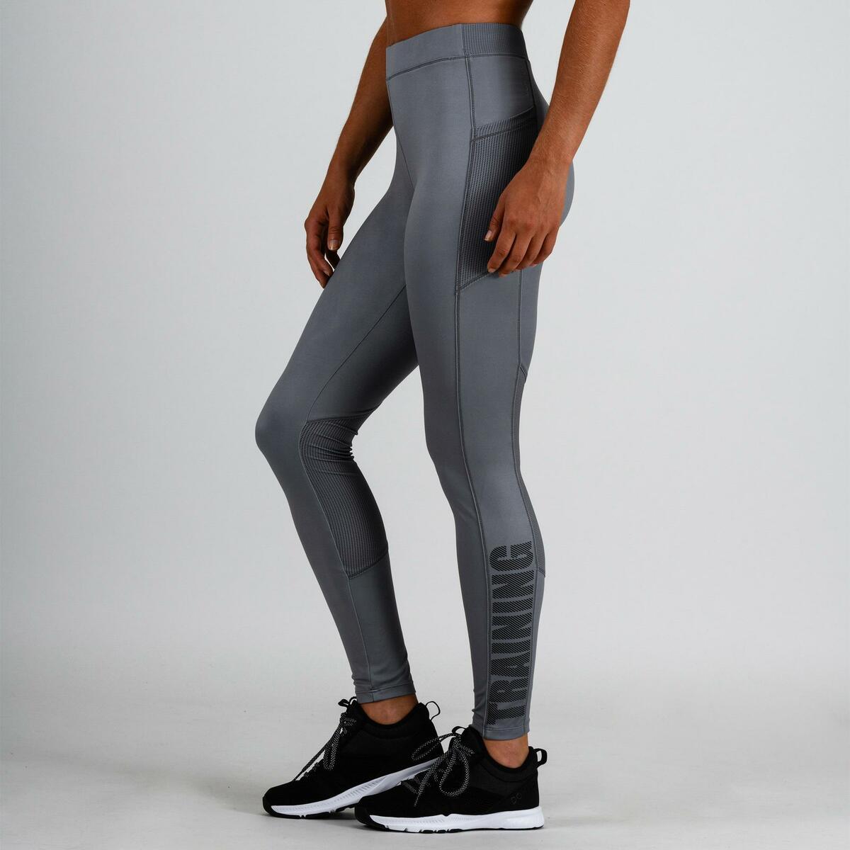 Bild 4 von Leggings FTI 120 Fitness Cardio Damen grau