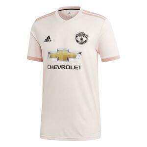 Fußballtrikot Manchester United Auswärtsspiel Replica Erwachsene rot