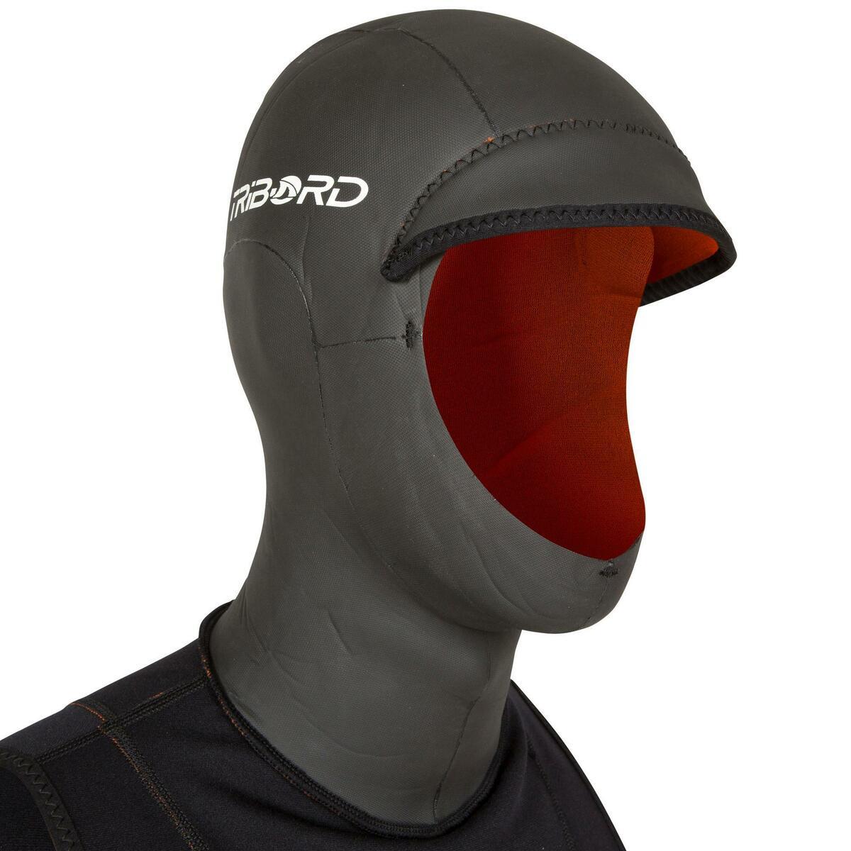 Bild 5 von Neoprentop Surfen 1 mm mit integrierter Kopfhaube 2 mm