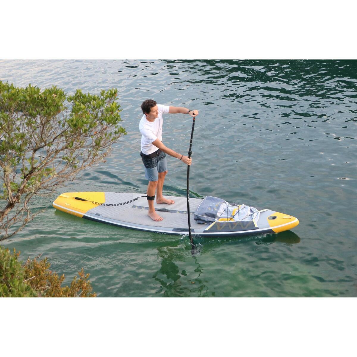 Bild 2 von SUP-Board Stand Up Paddle aufblasbar Touring 500 12´632 gelb