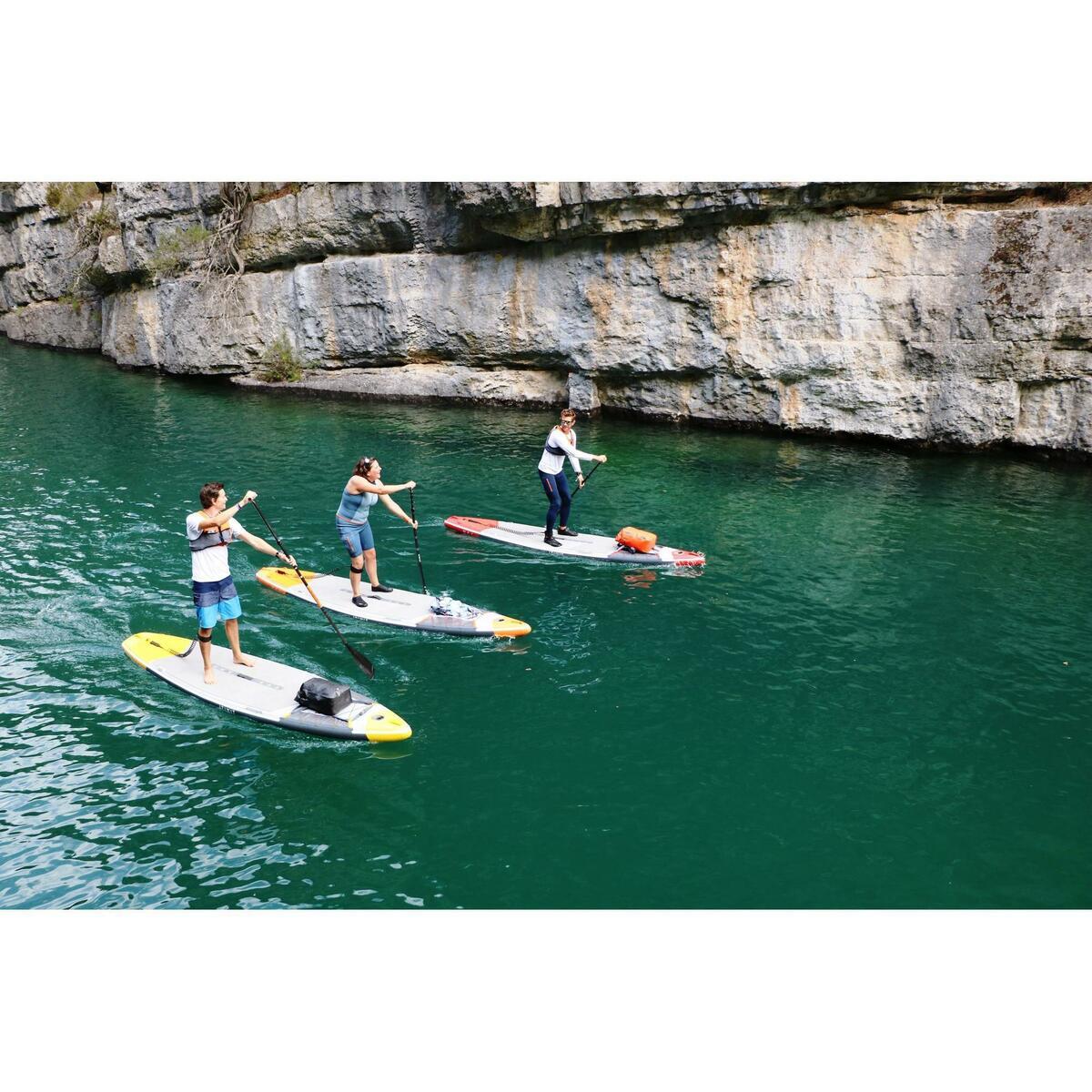 Bild 4 von SUP-Board Stand Up Paddle aufblasbar Touring 500 12´632 gelb