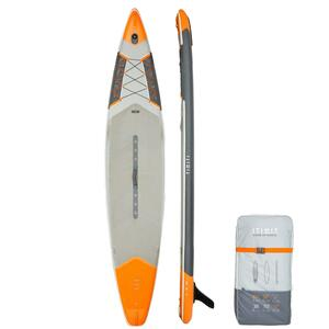 SUP-Board Stand Up Paddle aufblasbar Touring 500 / 12´6 -29 orange