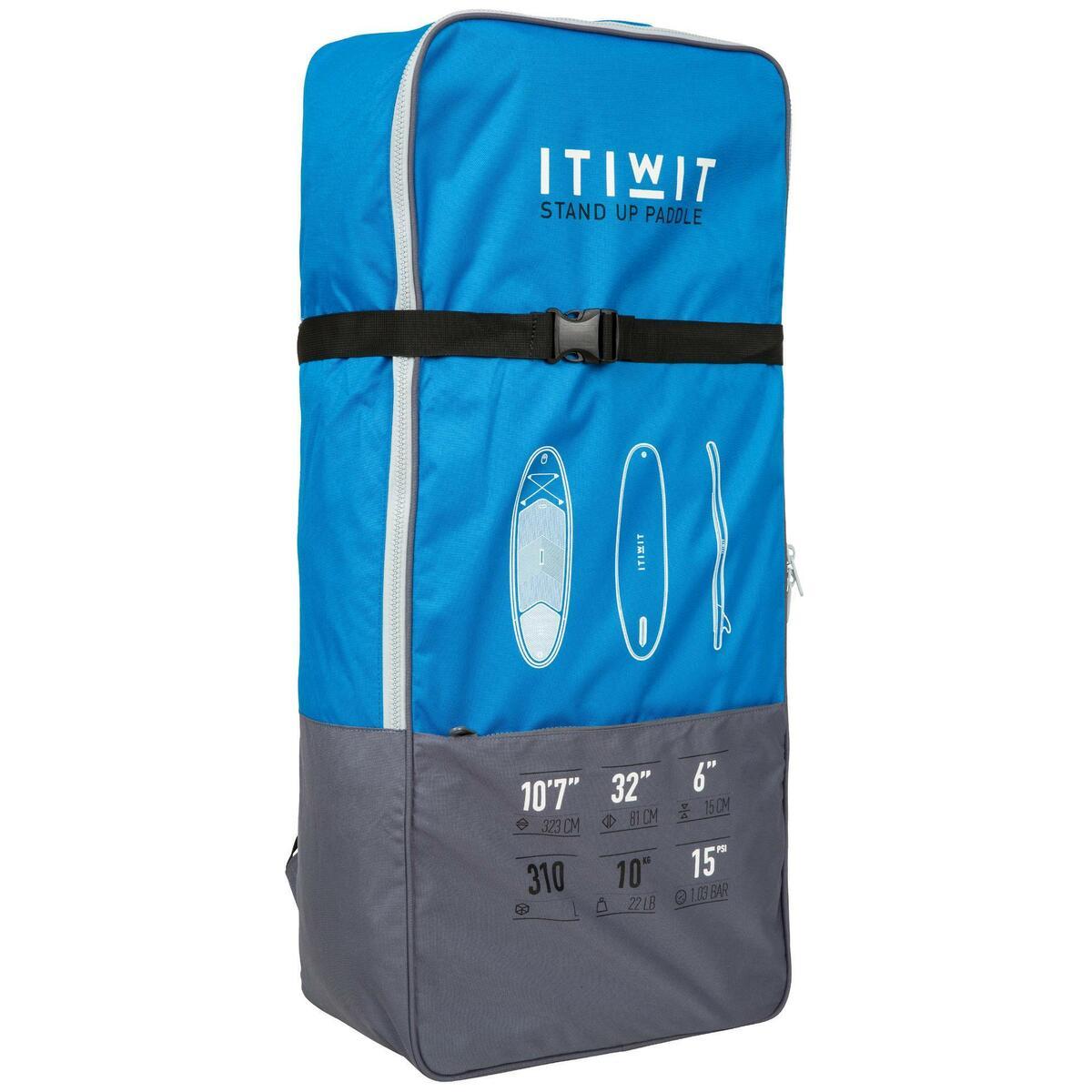 Bild 1 von Transporttasche Rucksack für Stand Up Paddle SUP Allround