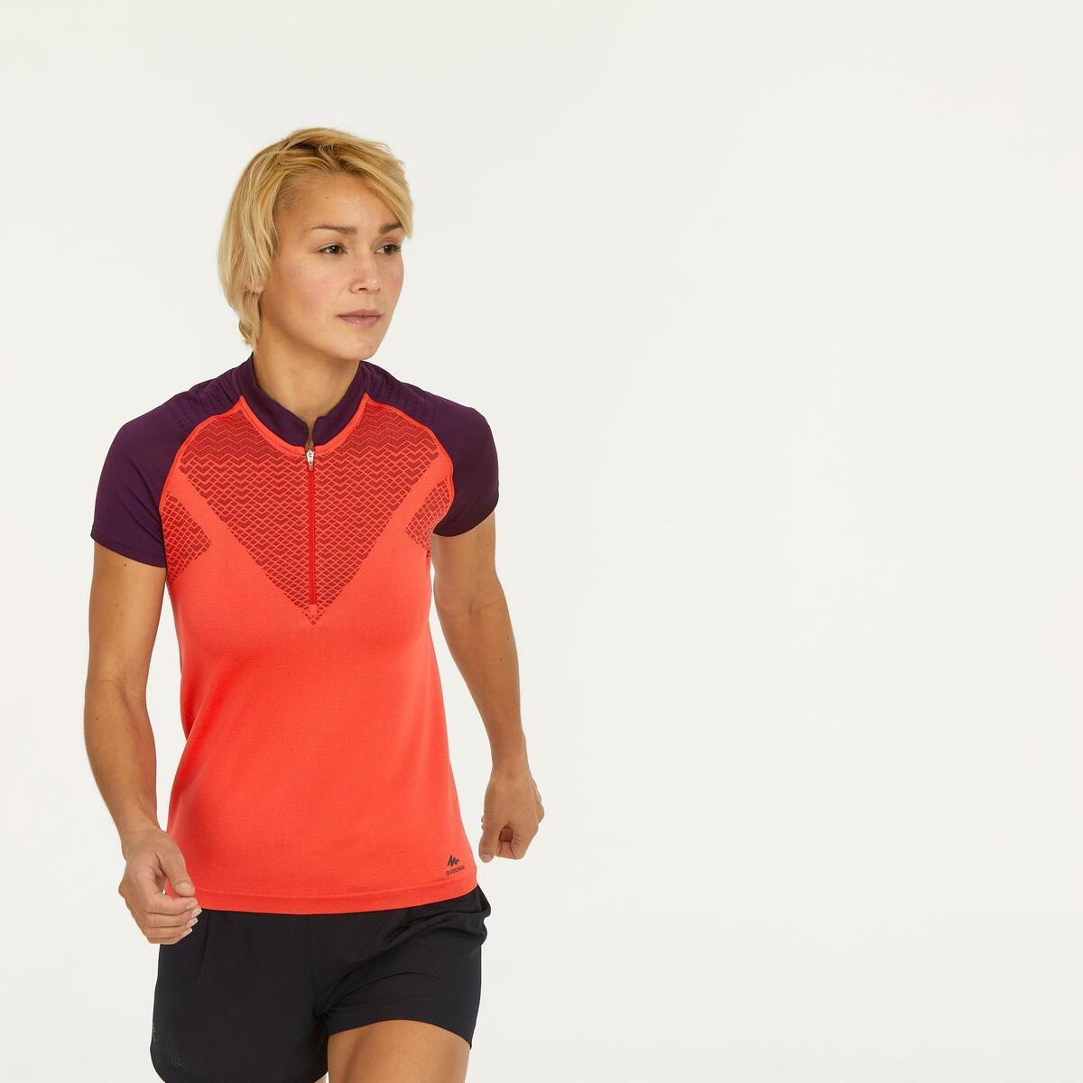 Bild 2 von Funktionsshirt Speed Hiking FH900 Damen rot/violett