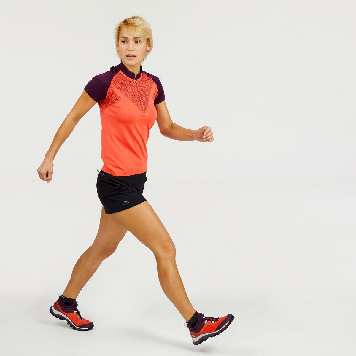 Bild 4 von Funktionsshirt Speed Hiking FH900 Damen rot/violett
