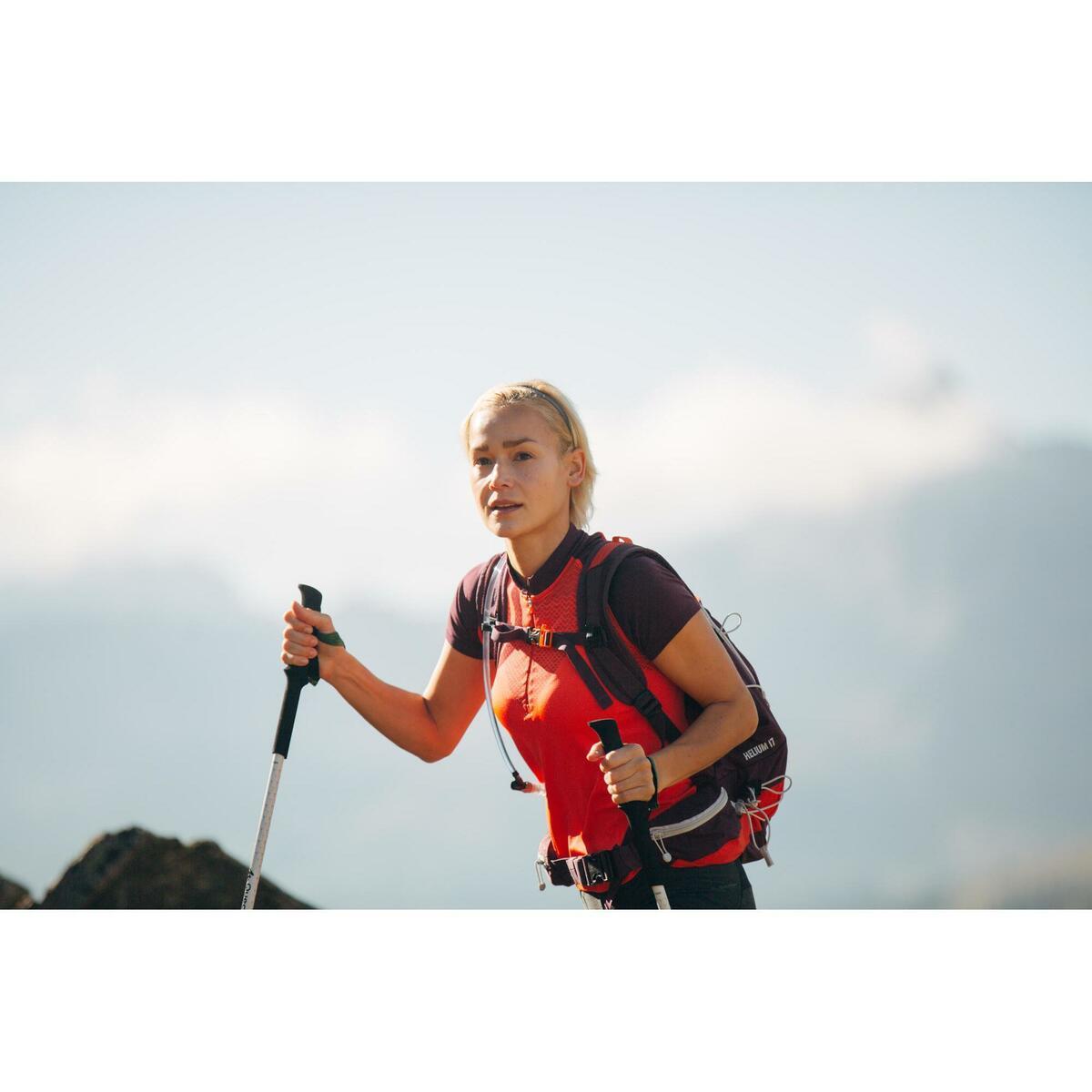 Bild 5 von Funktionsshirt Speed Hiking FH900 Damen rot/violett
