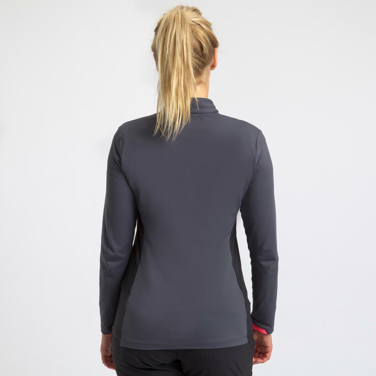 Bild 4 von Segelshirt langarm Race Damen dunkelgrau