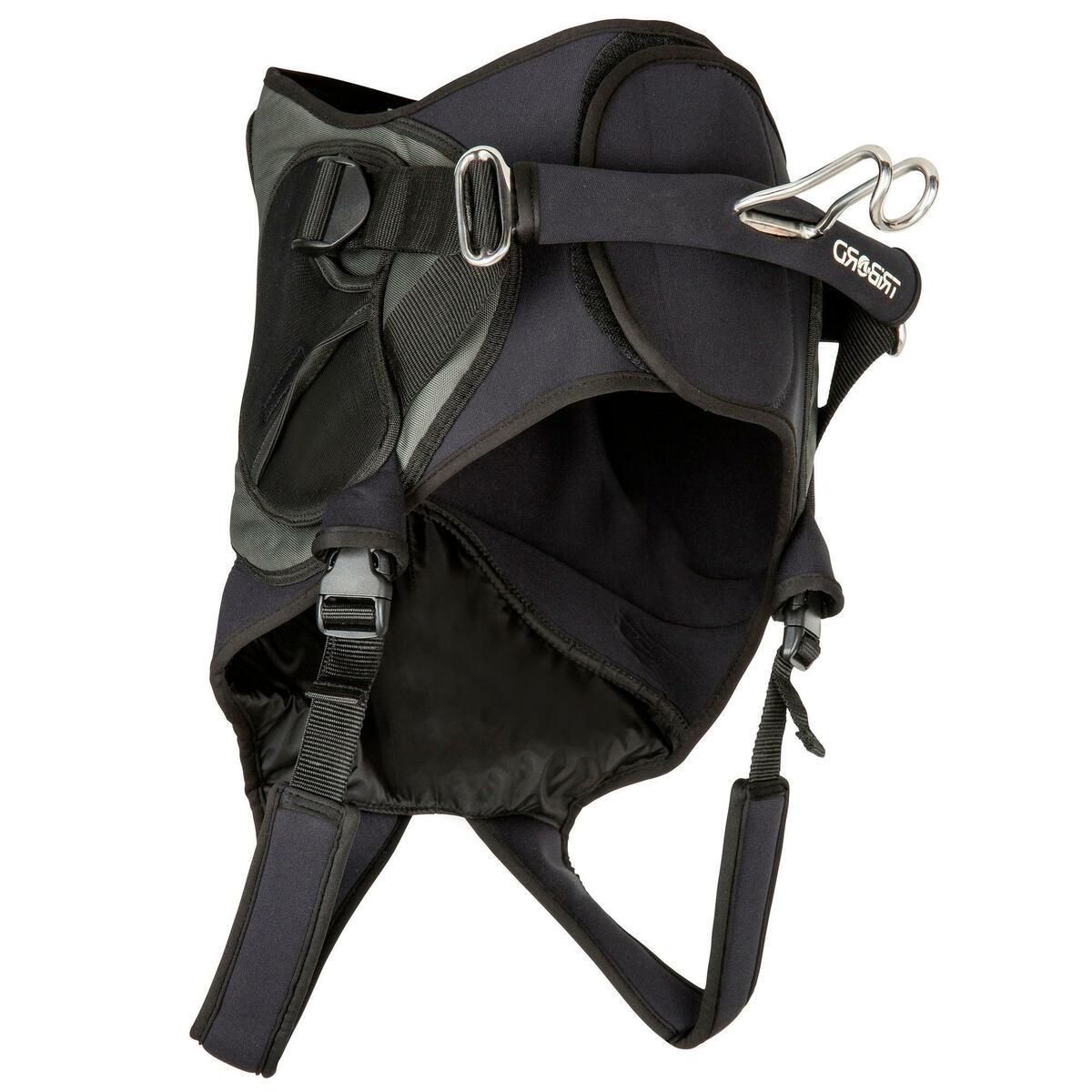 Bild 1 von Sitzgurt Windsurfen schwarz