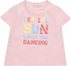 Baby T-Shirt rosa Gr. 74 Mädchen Baby
