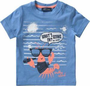 Baby T-Shirt blau Gr. 62 Jungen Baby