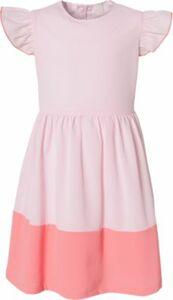 Kinder Kleid rosa Gr. 116/122 Mädchen Kinder