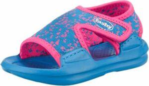 Badeschuhe BISON pink/blau Gr. 23/24 Mädchen Kleinkinder