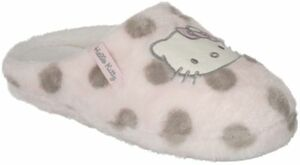 Hello Kitty Hausschuhe rosa Gr. 36 Mädchen Kinder