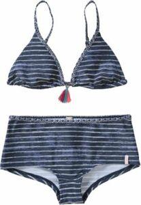 Kinder Bikini dunkelblau Gr. 164 Mädchen Kinder