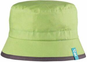 Hut mit UV-Schutz , Organic Cotton grün Gr. 51 Jungen Kleinkinder