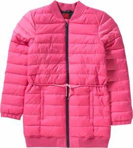 gesteppter Mantel pink Gr. 140 Mädchen Kinder