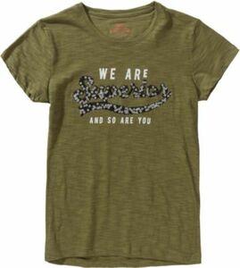 T-Shirt grün Gr. 176 Mädchen Kinder