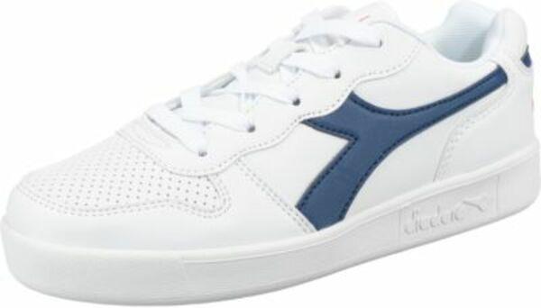 Kinder Sneakers Low PLAYGROUND GS weiß Gr. 38 Jungen Kinder
