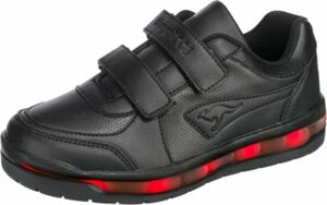 Kinder Sneakers Low JEYLED V SL Blinkies mit LED-Sohle schwarz Gr. 38