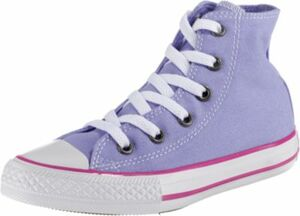 Kinder Sneakers High Chuck Taylor All Star lila Gr. 28,5 Mädchen Kinder