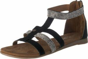 Sandalen schwarz Gr. 35 Mädchen Kinder