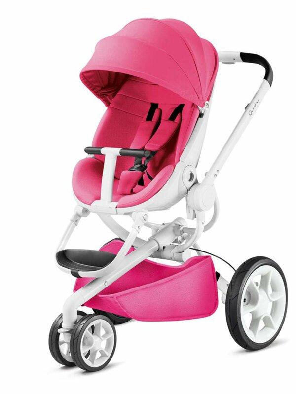 Quinny Sportwagen Moodd Pink Passion