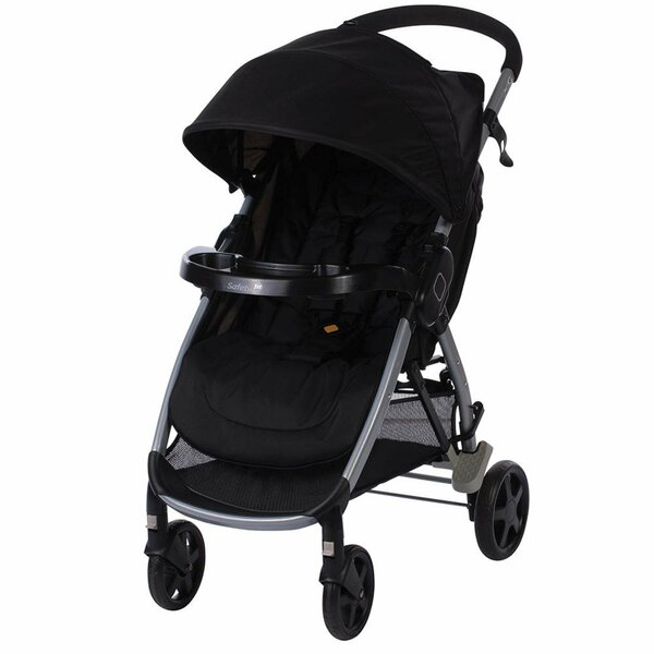 Safety 1st Step and Go Buggy Full Black