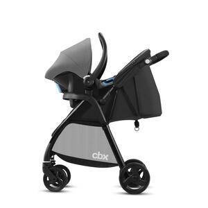 CBX Kombikinderwagen MISU AIR Comfy Grey