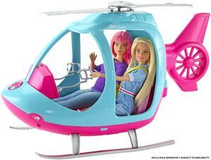 Barbie Hubschrauber