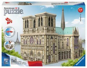 Ravensburger 3D Puzzle Notre Dame