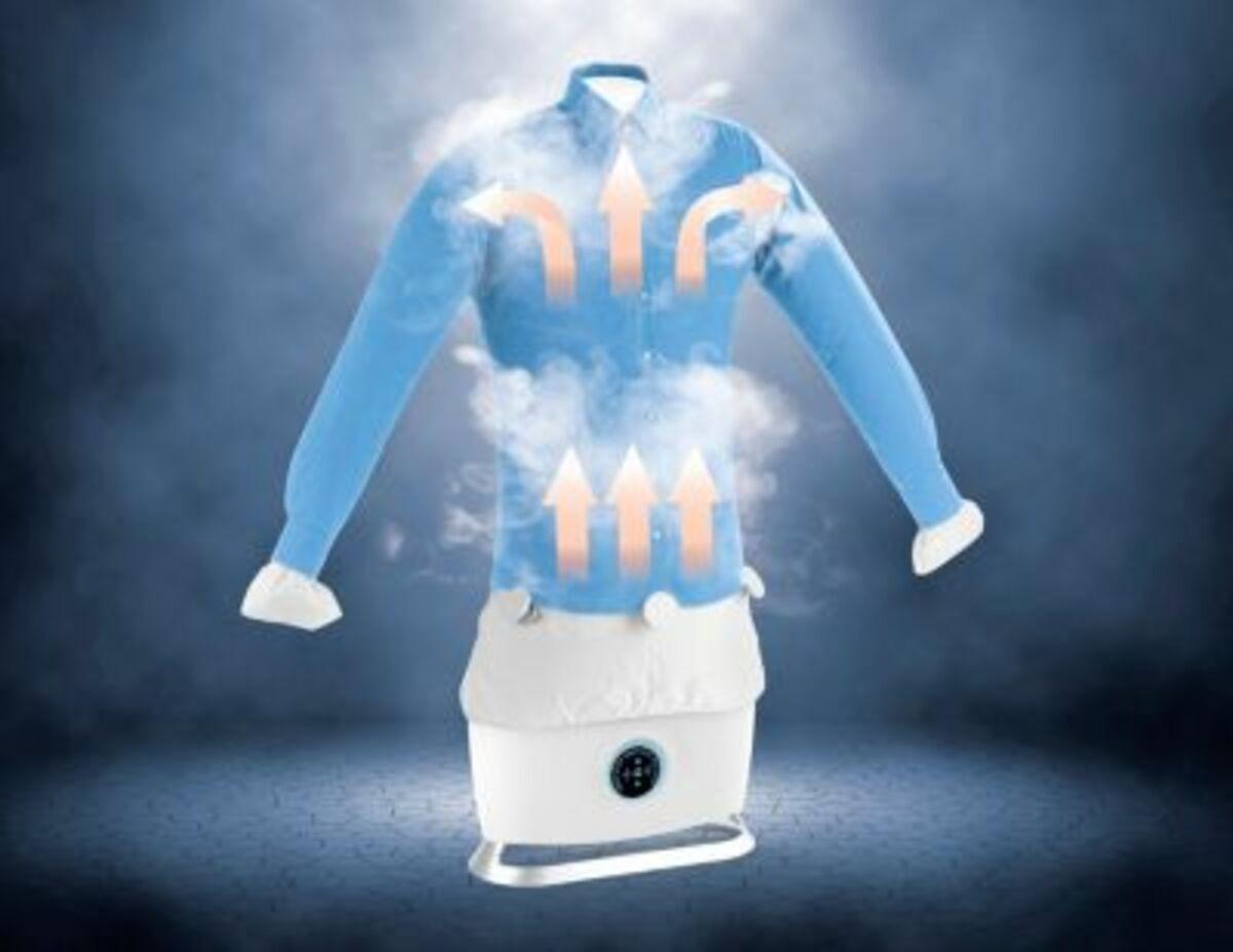 Bild 2 von Dampfbügler für Hemden & Blusen