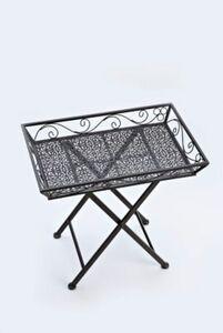 "Tablett-Tisch ""Romance"", 2-teilig"
