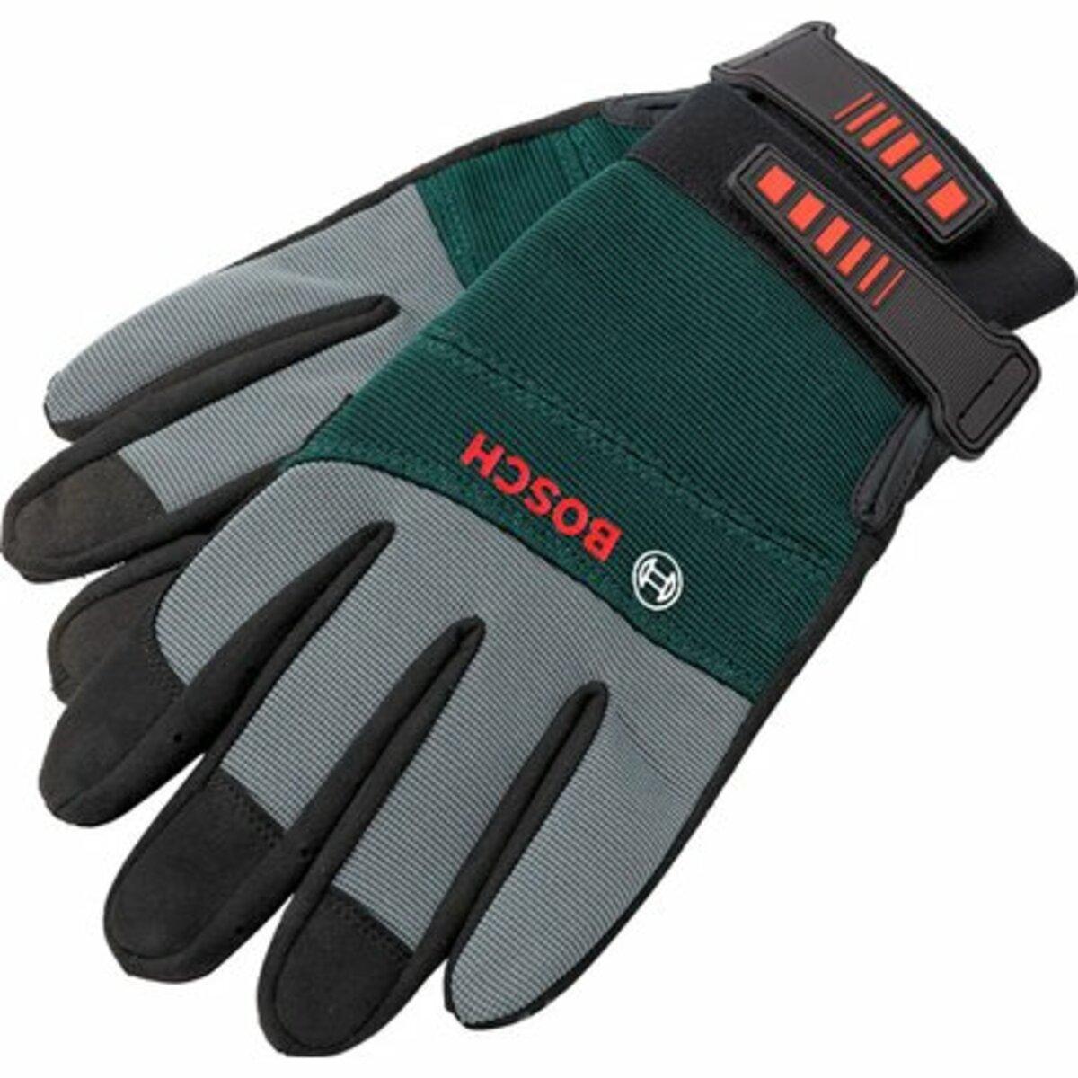 Bild 3 von Bosch 2in1 Akku-Strauch- und Grasschere Isio III inkl. Handschuhe