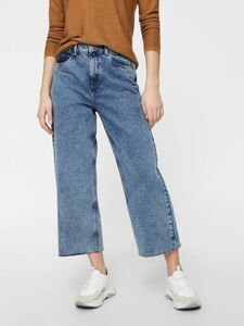 WEITE CROPPED JEANS