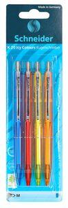 Schneider Kugelschreiber K20 Icy Colours - 4 Stück