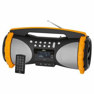 AEG Stereo-Radio-Soundbox SR 4367 BT