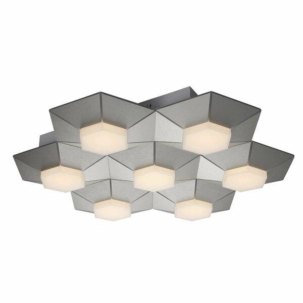 DesignLive LED-Deckenleuchte   EDISON