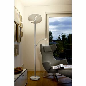 B-LEUCHTEN LED-Stehlampe   Malibu