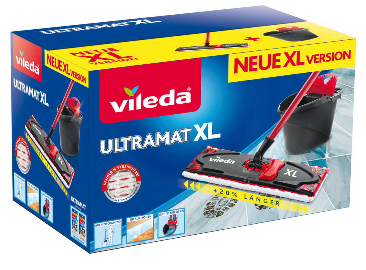 Bild 4 von Vielda Ultramat XL Universal Bodenwischer-Komplett-Set