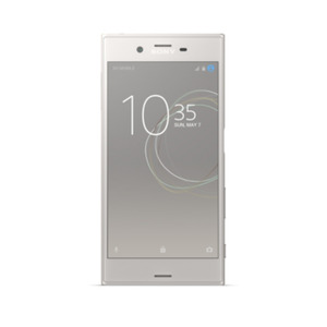 Sony Xperia XZs Dual-SIM silber Android 7 Smartphone