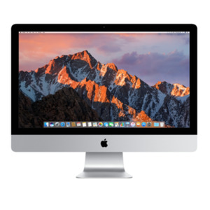 Apple iMac 27´´ Retina 5K 2017 3,4/8/1TB Fusion Drive RP570 MNE92D/A
