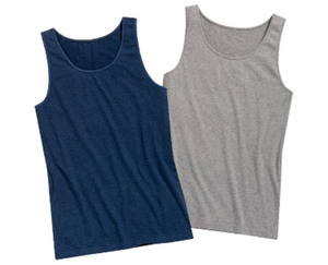 ROYAL CLASS SELECTION Achselshirt aus Bio-Baumwolle