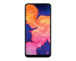 SAMSUNG Galaxy A10 Smartphone mit Android™ 9