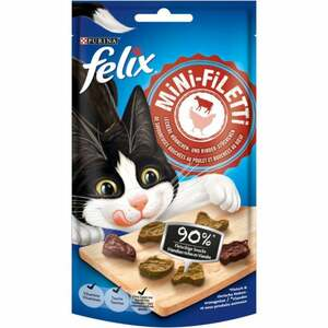 Felix Mini-Filetti Huhn & Rind 3.23 EUR/100 g