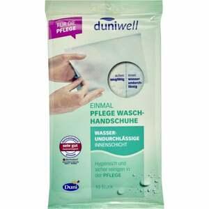 Duniwell Einmal Pflege Waschhandschuhe