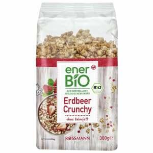 enerBiO Erdbeer Crunchy 6.63 EUR/1 kg
